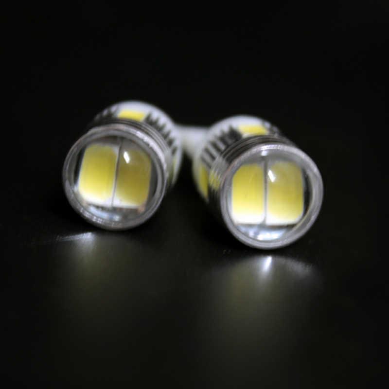 2ピース/ロットsunkiaスーパーブライトt10 led 194 168 w5w 6 smd 5630車のled幅ランプインテリア球根駐車ライト