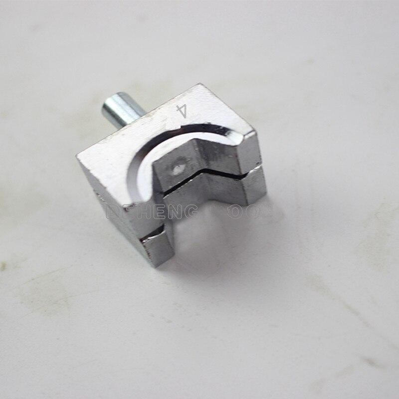 1pair YQK-70  240 120 300 Hydraulic Clamp Die Copper And Aluminum Terminal Crimping Tool Die Hexagonal Die