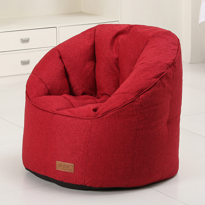 Excellent Lazy Sofa Bean Bag Chair Creativity Single Fabric Beanbag Creativecarmelina Interior Chair Design Creativecarmelinacom