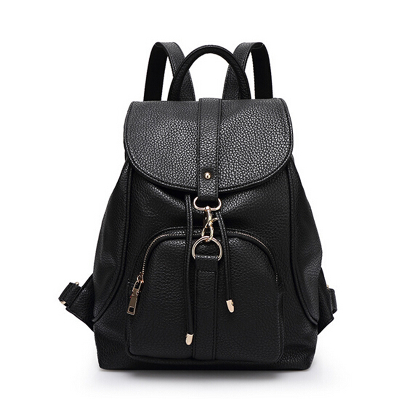 Buy 2016 Fashion Backpacks School Bag For Teenage Girls Korean Big Book Bag