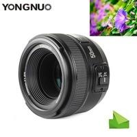 YONGNUO YN 50mm f/1.8 AF Lens YN50mm Aperture Auto Focus Lenses For Nikon D3100 d5000D 5500 D3400 DSLR Cameras Perfect Picture