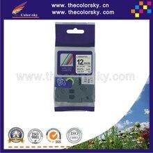 TZe 231 2PCS 12mm Compatible For Brother P touch Tze TZ Label Tape tz 231