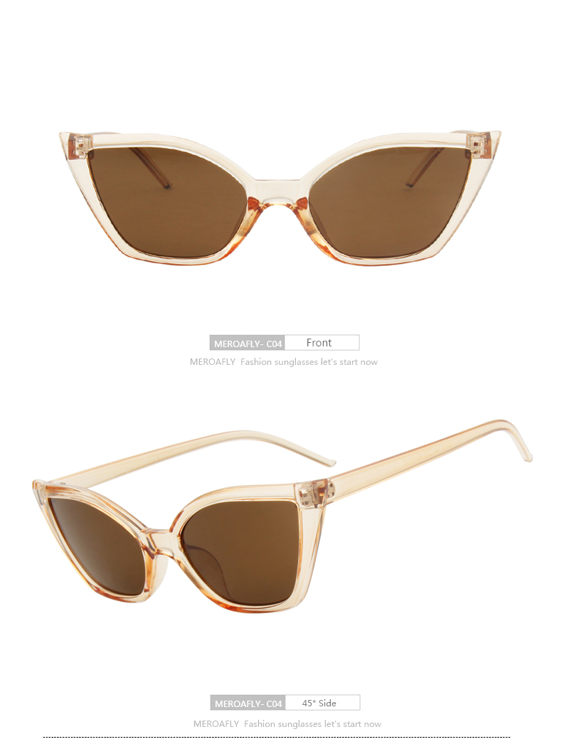 Unisex Fashion Sunglasses Vintage Black Creative Mosaic Lens Glasses Accessory Z