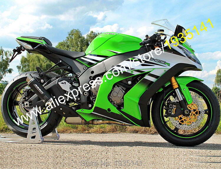 Hot Sales,For Kawasaki Ninja ZX10R 11-15 ZX 10R ZX-10R 2011 2012 2013 2014 2015 Sportbike Fairing Body Kit (Injection molding) bigbang 2012 bigbang live concert alive tour in seoul release date 2013 01 10 kpop