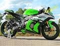 Hot Sales,For Kawasaki Ninja ZX10R 11-15 ZX 10R ZX-10R 2011 2012 2013 2014 2015 Sportbike Fairing Body Kit (Injection molding)