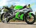 Vendas quentes, Para Kawasaki Ninja ZX-10R ZX10R 11-15 ZX 10R 2011 2012 2013 2014 2015 Sportbike Carenagem Body Kit (moldagem por injeção)