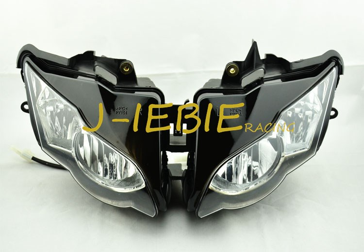Front Headlight Head Light Lamp Assembly For Honda CBR1000RR CBR1000 CBR 1000 RR 2008 2009 2010 2011 arashi motorcycle radiator grille protective cover grill guard protector for 2008 2009 2010 2011 honda cbr1000rr cbr 1000 rr