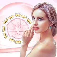 Hyaluronic Acid Rose Extract Face Skin Care Whitening Anti-age Moisturizing Essence