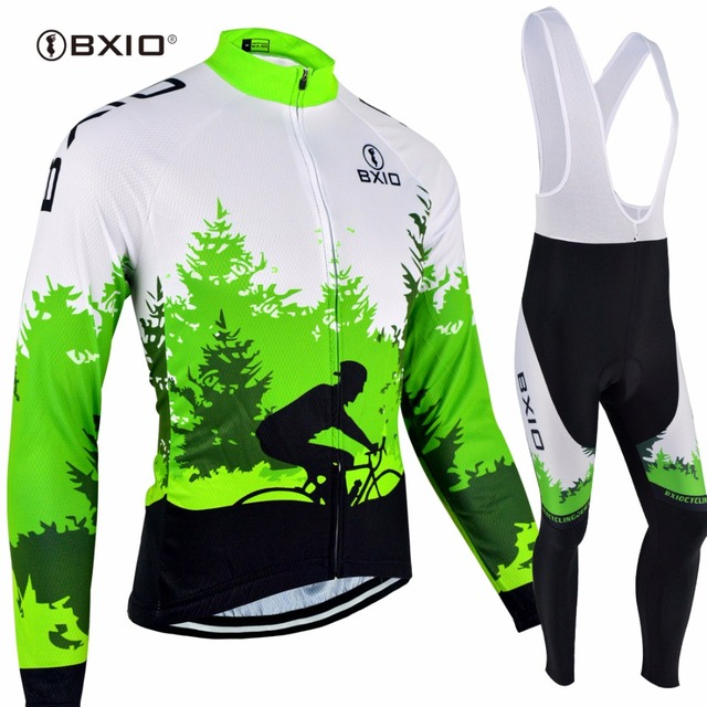 Bxio mujer Ciclismo Jersey set invierno Ciclismo ropa MTB uniforme ropa  ciclismo de France bici Jersey 97d55344e