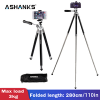 ASHANKS Mini Tripod for iPhone Samsung Xiaomi Huawei Mobile Phone Smartphone Ipad Tripod for Gopro Camera Accessory