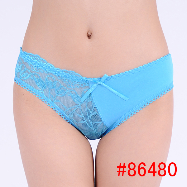 Aliexpress.com : Buy Laced cotton Women underwear lady panties ...