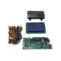 sterling mainboard with wire and lcd screen for crane claw machine,catcher game machine