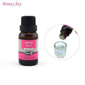 e8918801cf6a Arte de uñas de fragancia Odorizer acrílico líquido olor fuera olor  eliminación con cuentagotas diseño de tubo