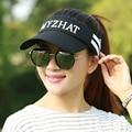 Las Mujeres Sombrero de verano Gorra de Béisbol de Malla de Secado rápido de Protección UV señoras Sombrero Del Golf Tenis Viseras Senderismo Pesca de Playa Sombreros para el Sol Sombrero