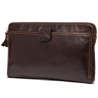 Genuine Leather Purse Male Bag Men S Wallet Cover On The Passport Wallets Men Coins Purse
