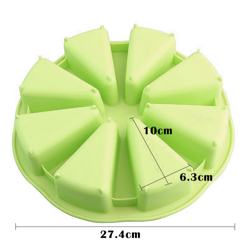 Long Lasting Silicone Bakeware Molds for Cake and Pudding Easy to Use and Clean for Decorating Cakes and Pastries 4