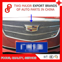 купить High quality 304 stainless car front grille racing grills grill cover trim for Cadillac ATS 2014 2015 2016 2017 дешево