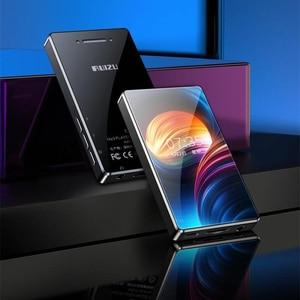 Image 1 - 2020 הגרסה החדשה ביותר RUIZU D20 מגע מלא מסך 3.0 אינץ MP3 נגן מובנה רמקול Lossless מוסיקה נגן עם FM, וידאו נגן