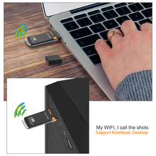 Mini WIFI Dongle Adapter Dual Band Wireless Network Card