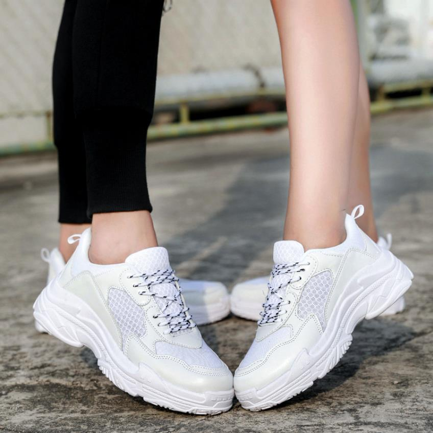 Xia Qiu для мужчин Супер огонь ОБУВЬ сезонная обувь большой размеры обувь Harajuku увеличение пара женская обувь