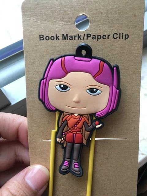 Аниме закладки для книжек в ассортименте 4