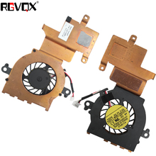 цены New Laptop Cooling Fan For Samsung N148 N150 NB30 N210 Heatsink PN:DFS401505M10T CPU Cooler/Radiator