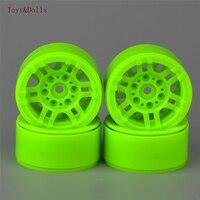 4 PCS Set RC Car Model Toy Accessorie 1 10 Aluminum Wheel Hub AX 616GD For