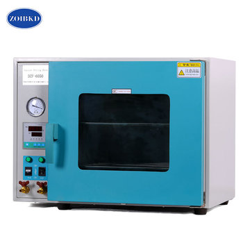 ZOIBKD Hot Selling DZF 6050 1.9 Cu Ft Stainless Steel Vacuum Drying Oven For Laboratory Extraction