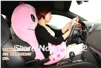 New Stuffed Octopus Plush Toy Cushion Pink Throw Pillow About 90cm Wt85