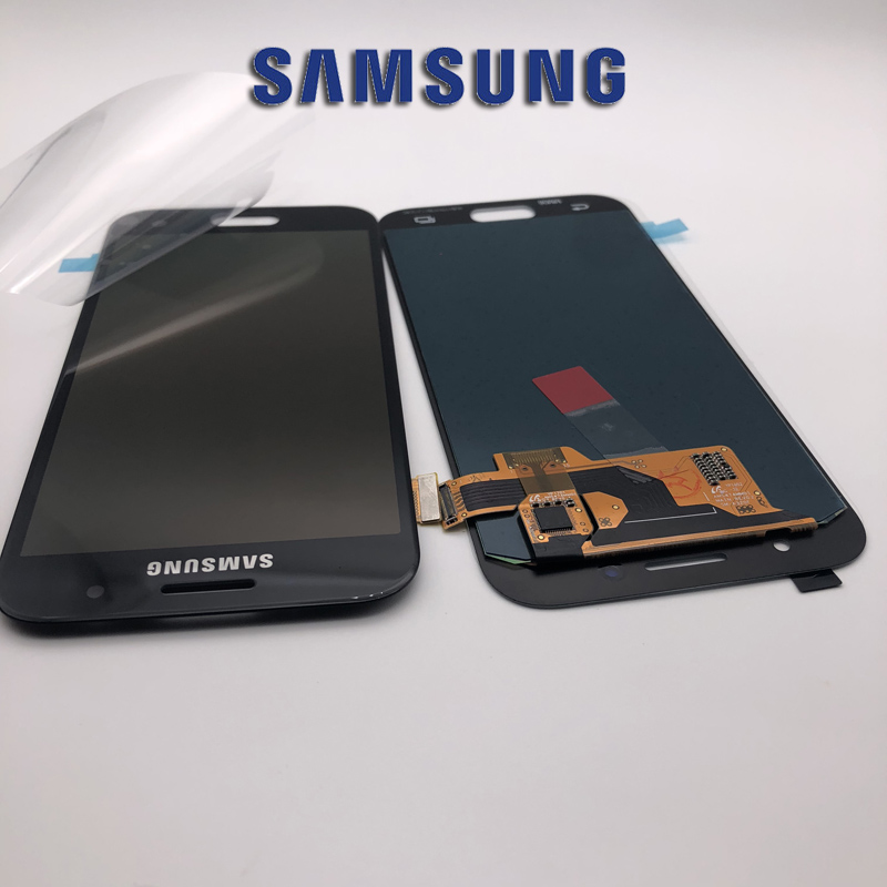 100% SUPER AMOLED For SAMSUNG Galaxy A5 2016 A510 A510F A510M A510FD LCD Display with Touch Screen Digitizer Assembly
