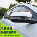 ABS боковое зеркало крышка зеркала заднего вида Автомобильная декоративная отделка литье подходит для 2015-2017 Hyundai Tucson стайлинга автомобилей