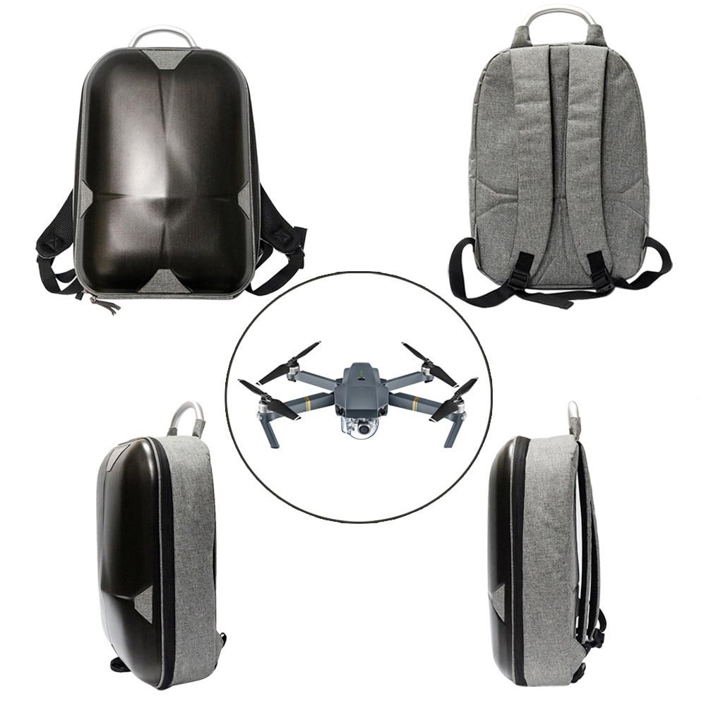 Жесткий корпус рюкзак для переноски сумка Водонепроницаемый анти-шок для DJI Мавик Pro aug16 Перевозка груза падения