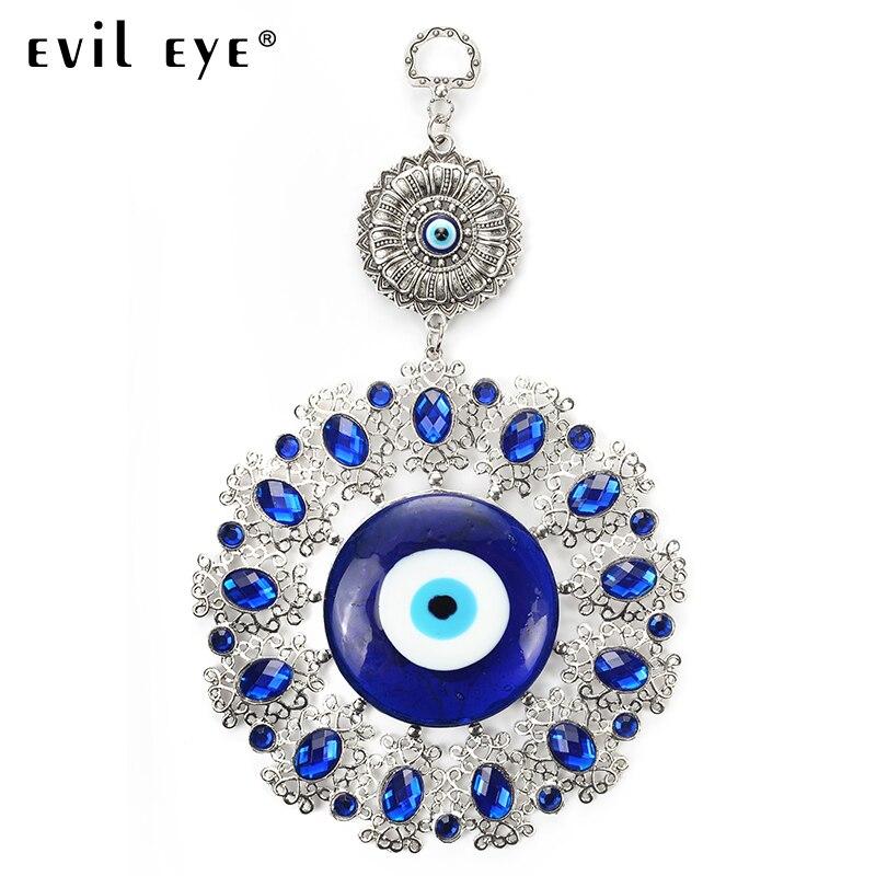 EVIL EYE 1 PCS 21*13 cm Turco extra large del pendente Blue eye interni con petalo forma di fascino EY4914EVIL EYE 1 PCS 21*13 cm Turco extra large del pendente Blue eye interni con petalo forma di fascino EY4914