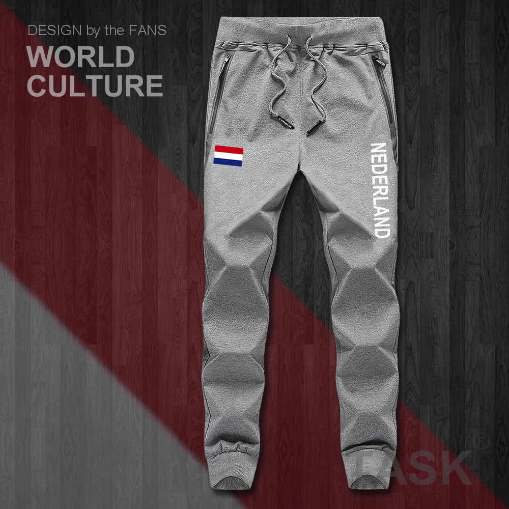 Paises Bajos Holanda Holandes Nld Holanda Paises Bajos Pantalones Para Hombre Jogging Jumpsuit Pantalones De Chandal Fitness Polar Tactico Casual Pantalones Ajustados Aliexpress
