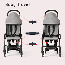 купить Stroller Accessoires 3pcs Coupler for Babyzen Yoyo Babytime Baby Yoya Throne Prams Adapter Make 2 Carriages Into Twin Pushchair дешево