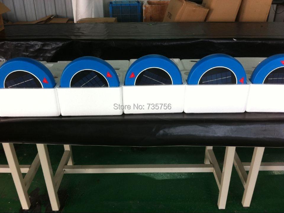 Pastrues Portable Ionizer Pool Solar Pastron Bakteret e Algave deri - Pajisje shtëpiake - Foto 6