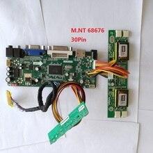 kit for LM190E08-TLL2 LVDS 4 lamps 1280X1024 19″ 30pin DIY M.NT68676 DVI VGA Controller board Driver HDMI Monitor Screen