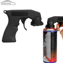 VODOOL аэрозольный пистолет адаптер рукоятки с полной рукояткой с рукояткой триггера авто инструменты для ухода за краской