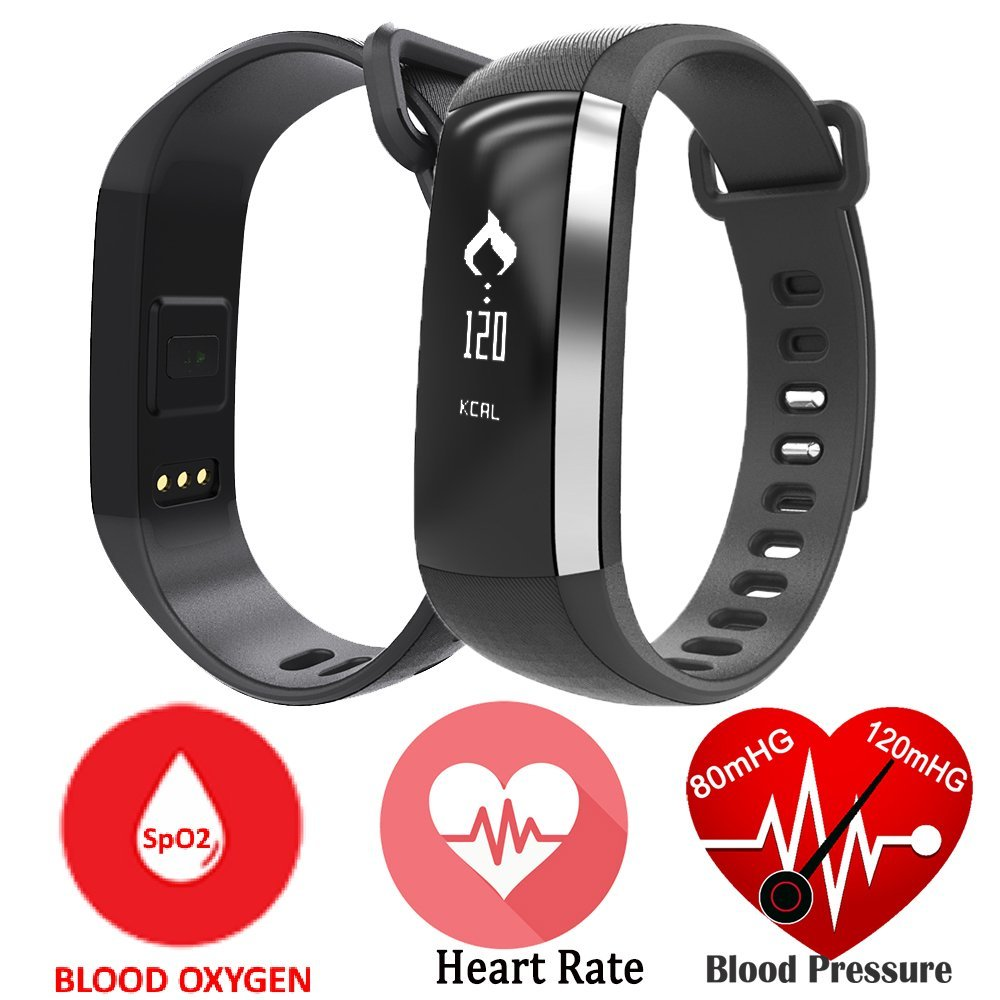 Aihontai M2 Smart Band Blood Pressure Wrist Watch Pulse Meter Monitor Cardiaco Fitness Tracker Smartband iOS