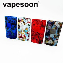 Original VapeSoon Protective Silicone For SMOK Alien 220w Box Mod Clown Design Silicone Case
