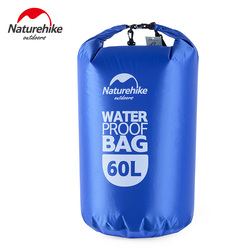 2016 NatureHike Superior Quality 20L 60L Ultralight Rafting Dry Sports Waterproof Travel Drifting Bag