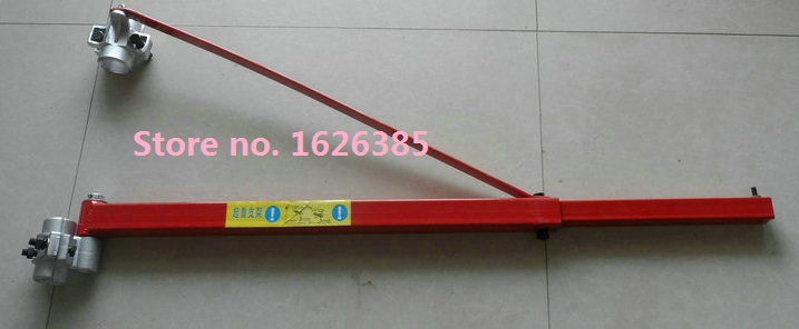 Rotary Hoist Frame used with MINI Electric wire rope Hoist
