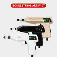 SUN 021 Adjustable Chiropractic Adjusting Instrument Intensity Therapy Electric Correction Gun Activator Cervical Massager