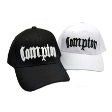 Compton embroidery baseball Hats Fashion adjustable Cotton Men Caps Summer Women hop snapback Cap