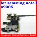 Dhl/ems liberan el envío de la versión europea del 100% original placa base placa base placa base para samsung galaxy note 3 n9005 100% trabajo