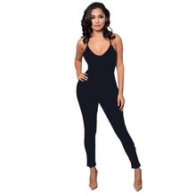 Rompers Women Jumpsuit 3 color Backless Sling Club Bodysuits Summer Sexy Romper Party Jumpsuits Compridos overalls