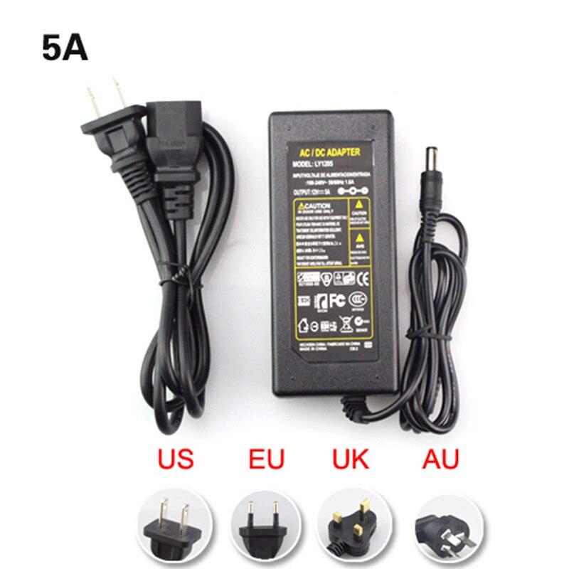 DC 12V for LED Strip Light LED Power Supply Transformer IP20 AC 230V Lighting-UK