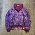 Высокая Quality1: 1 Vetements Негабаритных Куртки Унисекс Зима пятизвездочный Magic Circle Пальто Вышивка Куртки Vetements HBA Кофты