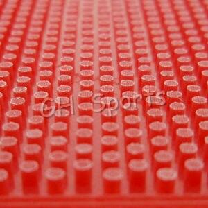 Image 1 - 2x Globe 979 Chop + Attack Long Pips Out Резина для настольного тенниса, пинг понга без губки Topsheet OX