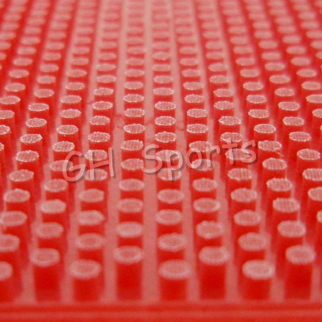 2x Globe 979 Chop + Attack Long Pips Out Резина для настольного тенниса, пинг понга без губки Topsheet OX